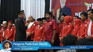 Video Pengurus Partai Aceh Dilantik download MP3, 3GP, MP4, WEBM, AVI, FLV Oktober 2018