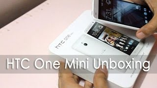 HTC One Mini Unboxing & Hands On Overview