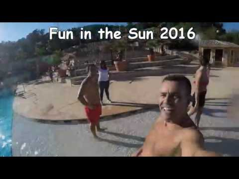 Fun in the Sun 2016 - St. Tropez