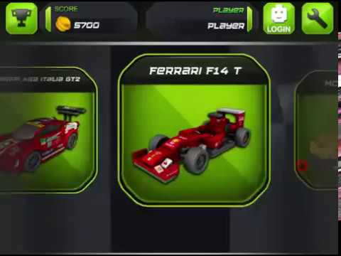Lego Speed Champions Online Racing Ferrari Formula 1 Racing Game ...