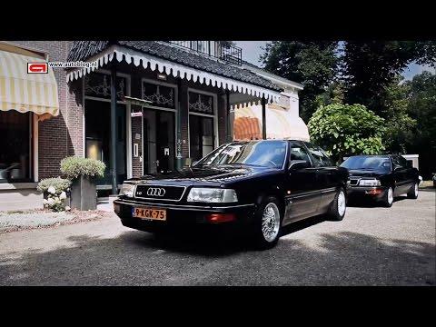 Audi V8 and Audi V8L