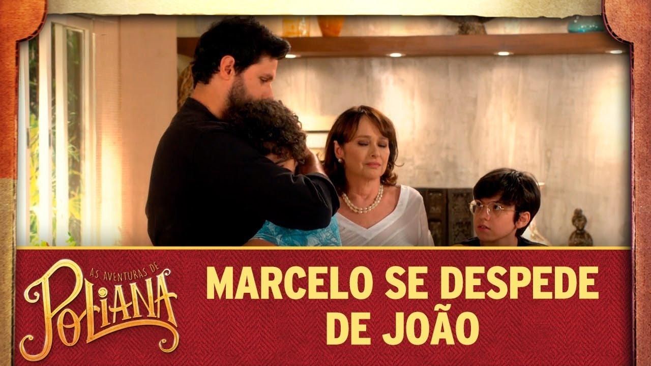 Marcelo se despede de João | As Aventuras de Poliana (20/02/20)