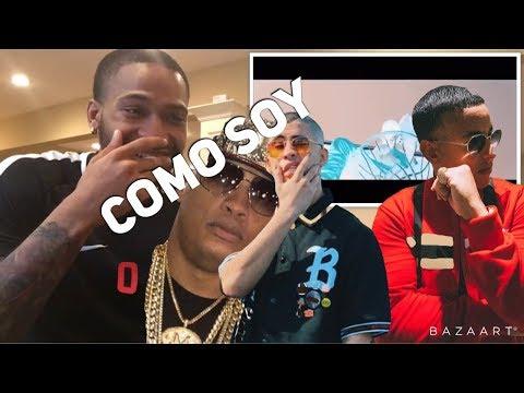 Pacho, Daddy Yankee & Bad Bunny - Como Soy (LATIN RAP REACTION)
