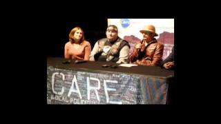 An Excerpt from the KID Rock Foundation Press Conference in Denver December 1st 2011