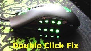 Razer Naga Double Click Issue Fix (Works for any Razer mouse)