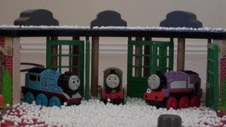 Thomas the Tank Engine and Friends Snow Adventure
