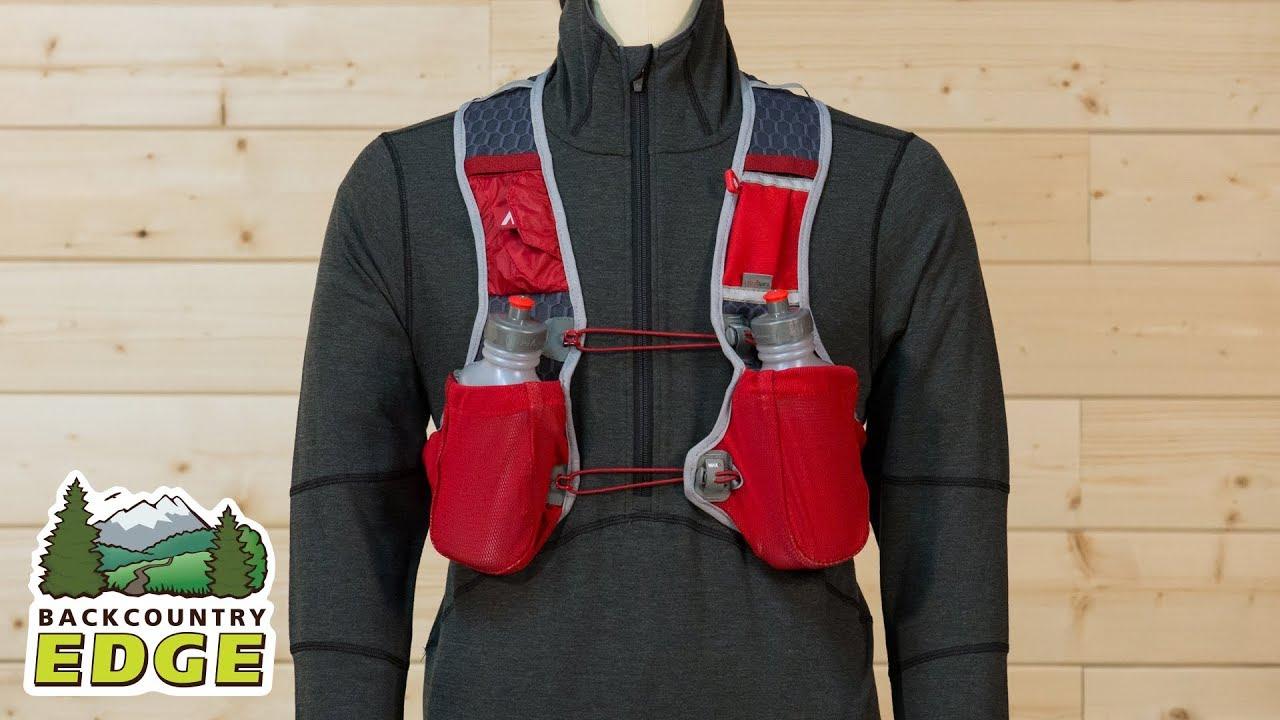 5d2156f8bf UltrAspire Alpha 3.0 Hydration Running Vest - YouTube