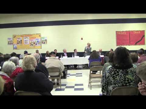 County Commission Seat B Debate
