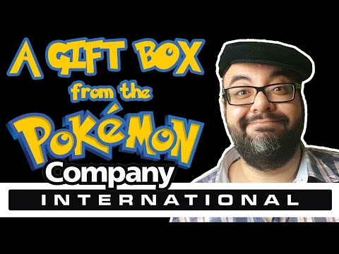 Download Youtube: Pokémon Company International sent me a HUUUUGE Package | UNBOXING