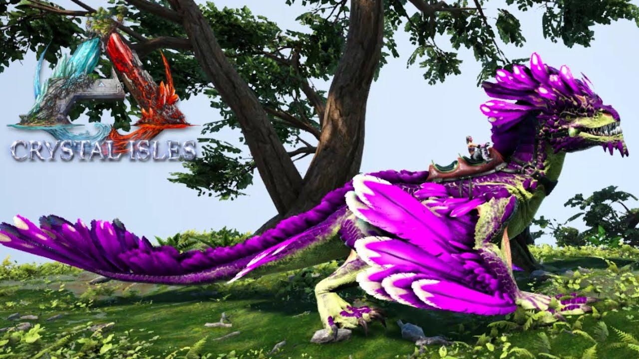 #38【ARK:Cry】第11回孵化祭りバレンタインイベント:ロックドレイク&マグマサウルス【PC版公式PVE:ARK Survival Evolved】