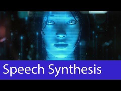 C# SPEECH SYNTHESIS TUTORIAL