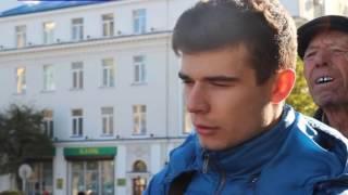 видео У Івано-Франківську відбувся мітинг проти підвищення тарифів