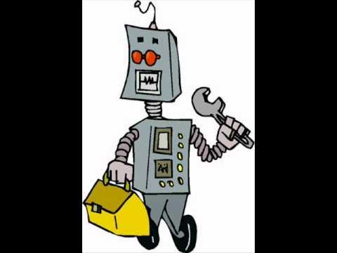 I'VE GOT A ROBOT - CHILDREN'S SONG