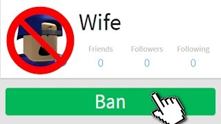 BAN A PLAYER FOREVER or BAN 10 PLAYERS FOR A MONTH? | Roblox