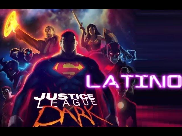Liga De La Justicia Oscura 2 Guerra En Apokolips 2020 Trailer Doblado Latino Oficial Dcu Youtube