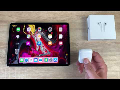 Apple AirPods 2 Unboxing Setup First Impressions