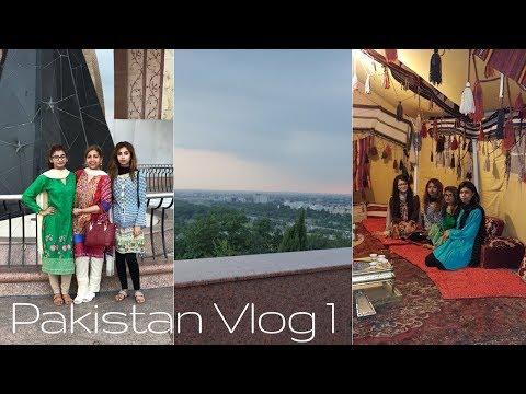 Pakistan Vlog 1 | Rawalpindi/Islamabad