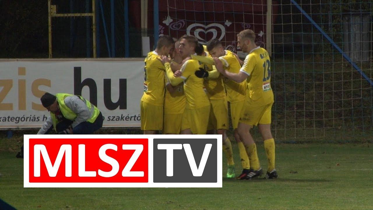 Aqvital FC Csákvár – KBSC |2-1 (1-0) | Merkantil Bank Liga NB II.| 18. forduló |