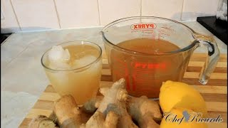 Jamaican Ginger Beer Recipe Jamaican (ginger Beer Recipe)(jamaican Ginger Beer Recipe )