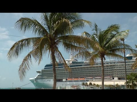 Caribbean Sea - Aruba - capital city Oranjestad Pt. 01