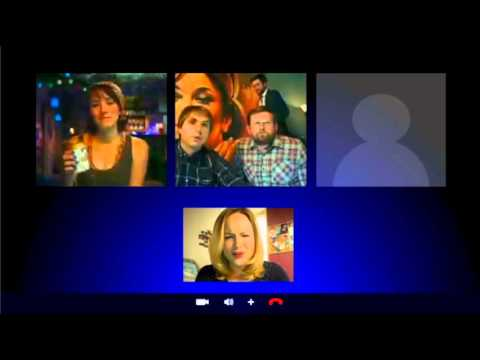 Deleted Scene - Fresh Meat Skype Call E4 (Final Scene)