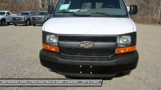 2014 CHEVROLET EXPRESS CARGO VAN Torrington, CT C14299