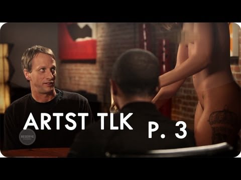 Tony Hawk on His Son Riley & Boom Boom Huck Jam | Ep. 4 3/3 ARTST TLK | Reserve Channel