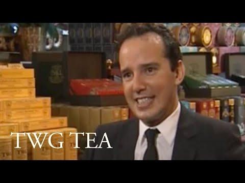 TWG Tea President Taha Bouqdib CNBC Managing Asia (24 Feb 2012)