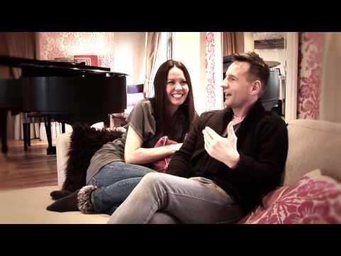 Martin & Anna Smith talk about their David C. Cook books: 'Meet Mrs. Smith' & 'Delirious'