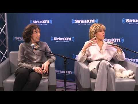 Does Jane Fonda Regret Being Political in the '60s? // SiriusXM // Comedy Greats
