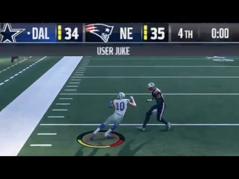 Madden 18 Top 10 Plays of the Week Episode 43 - CLUTCH Cowboys Ankle Breaker! | cookieboy17