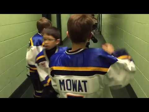 East York vs North Toronto, Playoffs - Mar 5, 2018 (DnB Intro)
