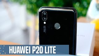 Huawei P20 Lite review: candidato a SUPER VENTAS