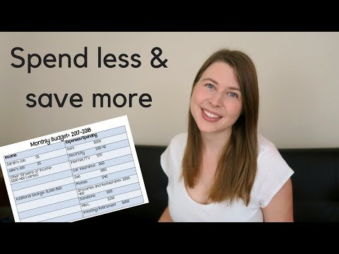 Minimalist Budget Tips | How We Save Thousands with Our Minimalist Budget