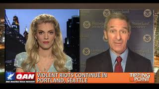 Ken Cuccinelli on the Federal Response to the Riots