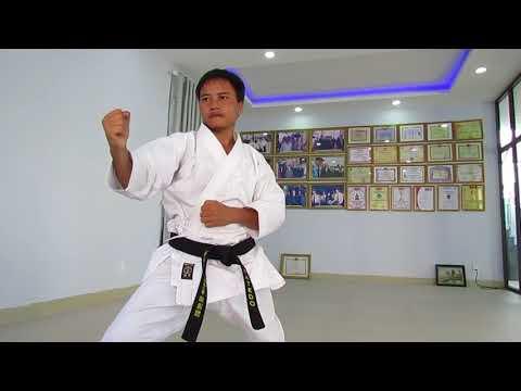 Kihon kyu 4 karate do shotokan