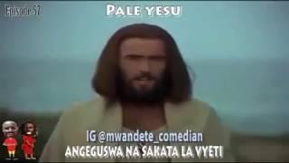 YESU  KUHUSU VYETI VYA BASHITE