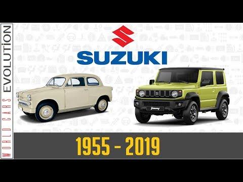 W.C.E - Suzuki Evolution (1955 - 2019)