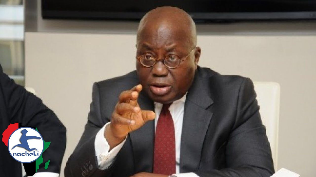 Ghana President Nana Akufo-Addo Speech on Africa Beyond Aid