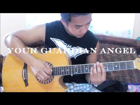 The Red Jumpsuit Apparatus Tabsyour Guardian Angel Guitar