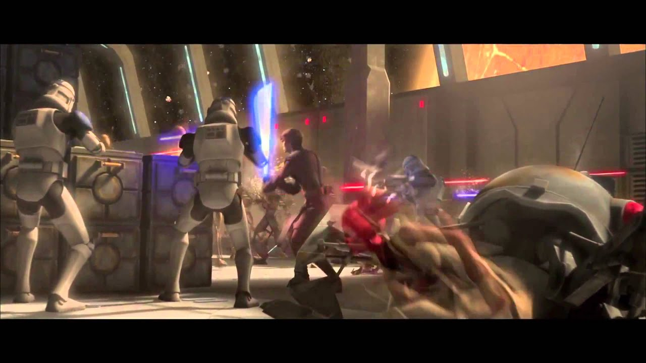 Wallpaper Desktop 3d Animation Star Wars The Clone Wars Season 6 Preview 2 Youtube