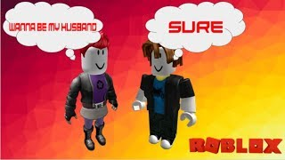 GETTING A HUSBAND IN ROBLOX