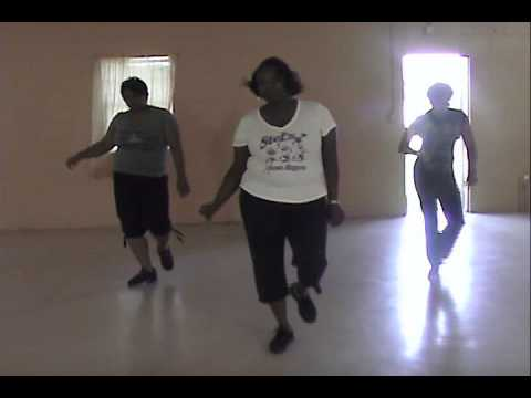 NOLA Stefs Xtreme Steppers Instructional Say You Won't by Adriana Evans