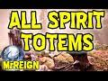 Far Cry Primal - All Spirit Totem Locations - Get Bonus EXP