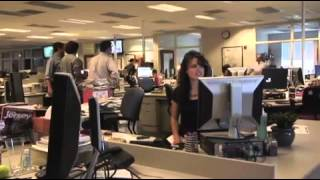 Earthquake felt in the Star-Ledger newsroom in 2011