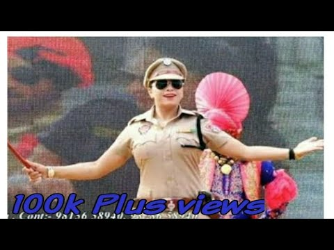Dil Chori Sada Ho Gaya / Indian police Dance video song 2018