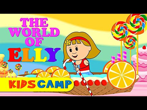 Kids Learning Stories & Adventures | Compilation for Preschool Kids & Children - World of Elly