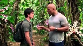 Советы от Дуэйн Джонсона, как понравиться девушке Фрагмент фильма 'Путешествие 2 таинственный остров