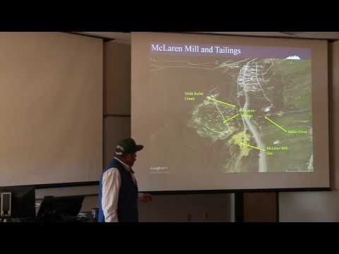 McLaren Tailings Abandoned Mine Site Reclamation Project - A New Beginning