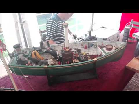Steam & Combustion Engine Model Building Show - Remisen, Dokkedal, Denmark 9/7 2016